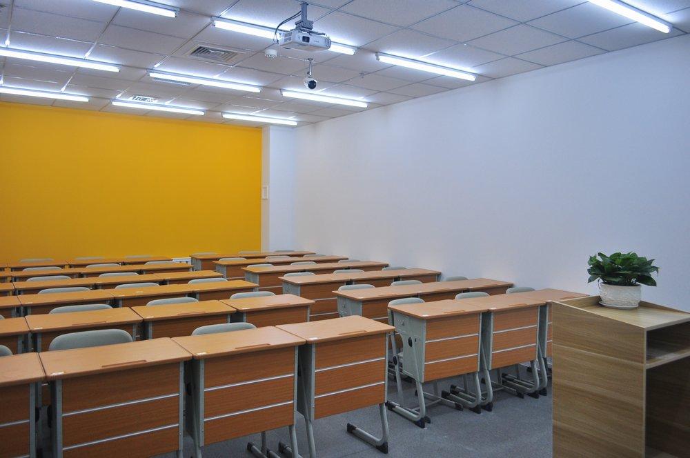 江北校区教室