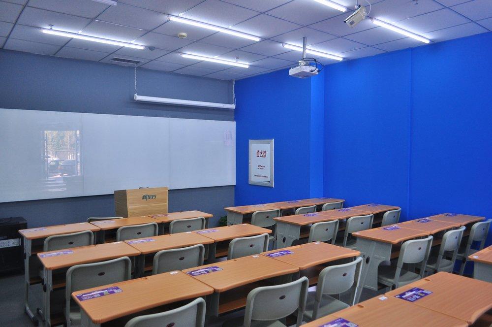 一中校区教室
