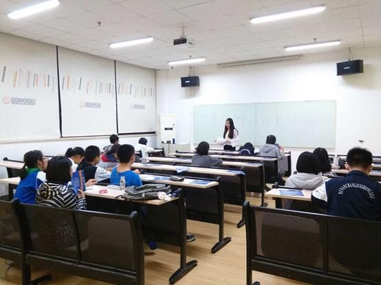 精品课程教室