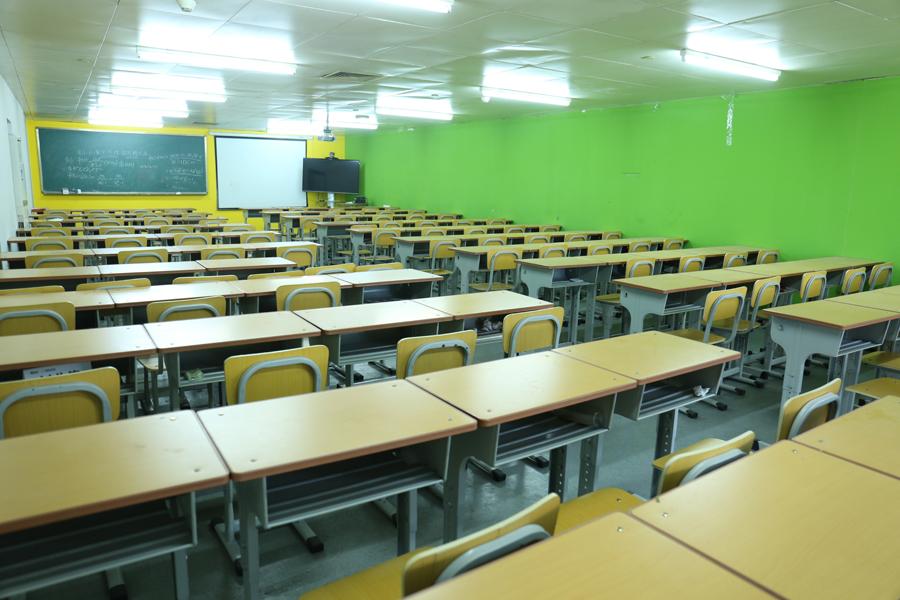 凯旋校区b校区教室