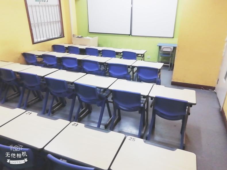 坞城西泡泡校区教室